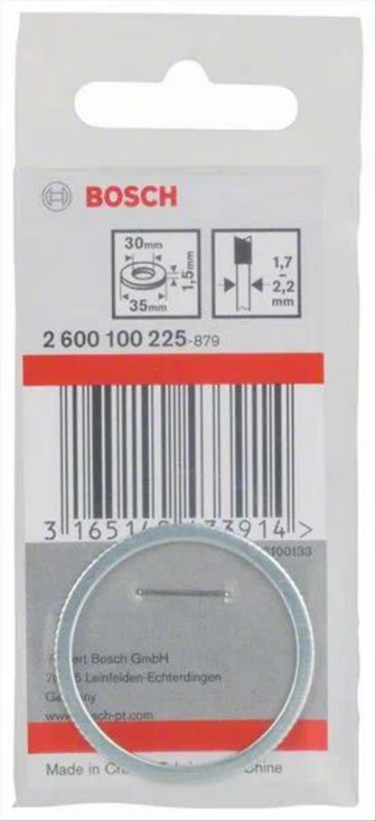 ΡΟΔΕΛΑ ΔΙΣΚΟΥ BOSCH (2600100225) 30x35x1,5mm