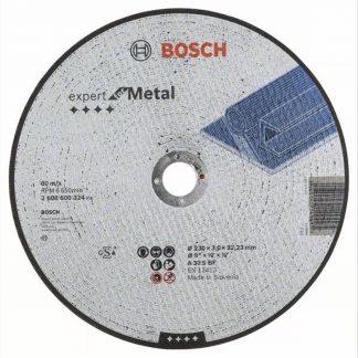 ΔΙΣΚΟΣ ΚΟΠΗΣ ΜΕΤΑΛΛΟΥ  BOSCH 2608600324 (A30SBF) Φ230x3,0x22,23mm